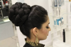 plaited-top-knot-updo-hairstyle-salon-london-ilford-essex