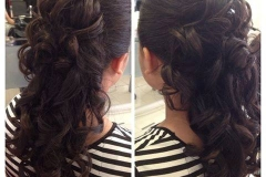 curled-curly-ponytail-hairstyle-party-wedding-engagement-bridal-salon-hairdresser-hairstylist-london-ilford-essex