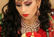 curls-poof-indian-bridal-hairstyle-east-london-essex