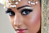 bridal-makeup-blue-silver