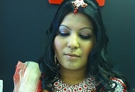 asian bridal makeover service east london essex