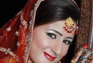 classic pin up asian bridal make-up east london essex