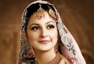 simple classic asian bridal make-up east london essex