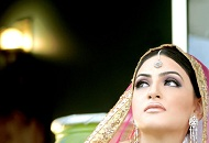 classic traditional asian bridal makeup east london essex