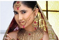 modern simple asian bridal make-up east london essex