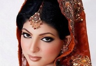arabic inspired asian bridal makeup east london essex