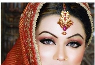 traditional heavy asian bridal makeup east london essex