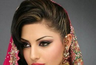 matte modern asian bridal makeup east london essex