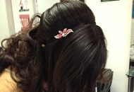 bridal hairstyle east london essex