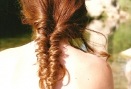 casual-messy-fishtail-braid-plait