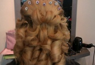 Hair Styling for Asian Brides, Bridesmaids, Weddings & Parties
