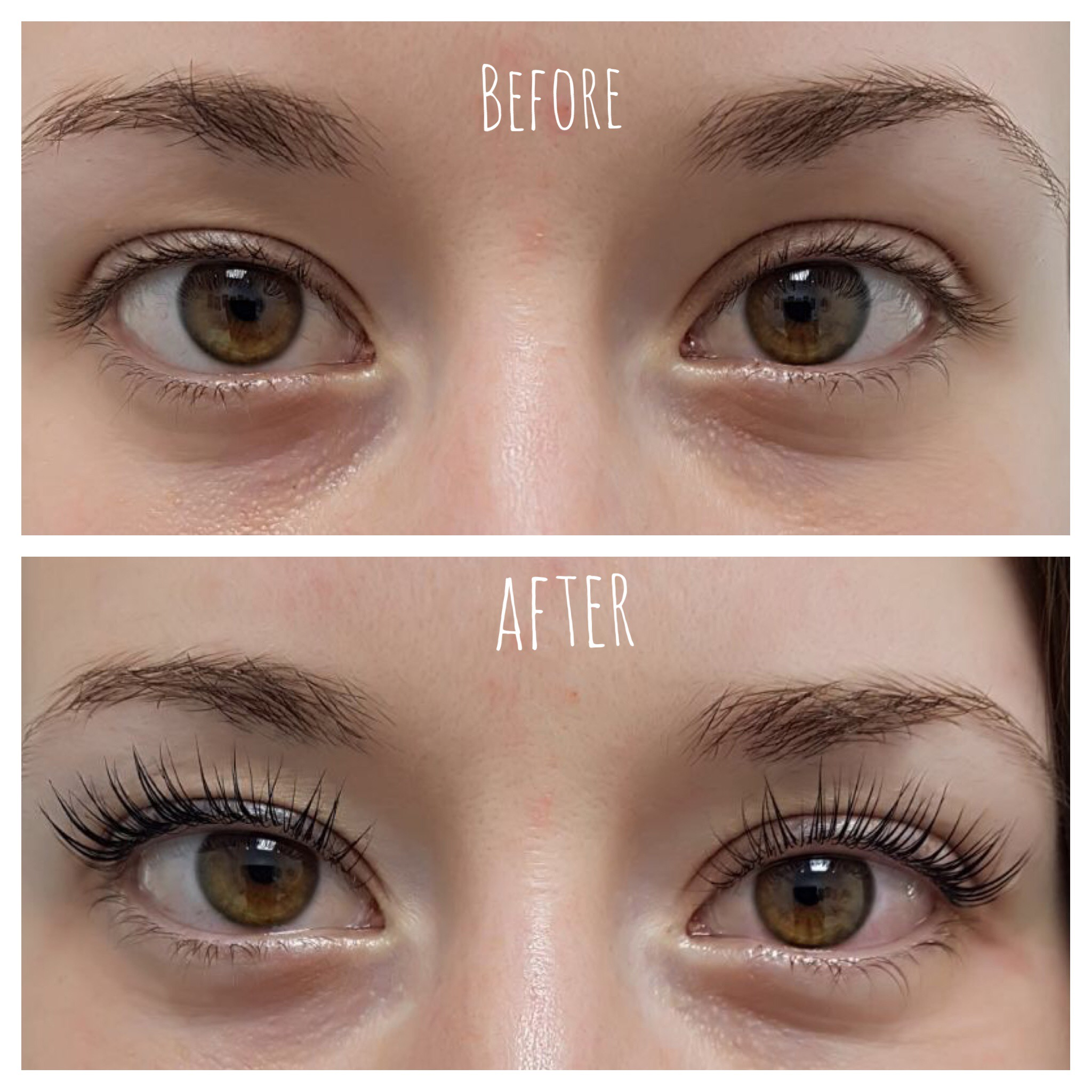 8a4ef02d8e7 If you want fabulous natural lashes, this is the revolutionary alternative  to lash extensions. LVL lash-lifting treatment ...