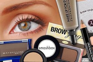 eye brow shape! Make-up products to enhance the eye brow shape