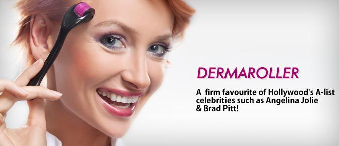 buy derma roller at home treatment