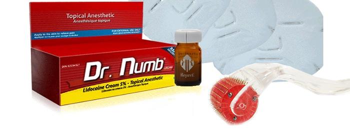buy dermaroller kit for home use new