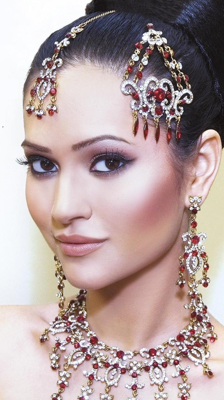 Asian Indian Bridal Makeup services