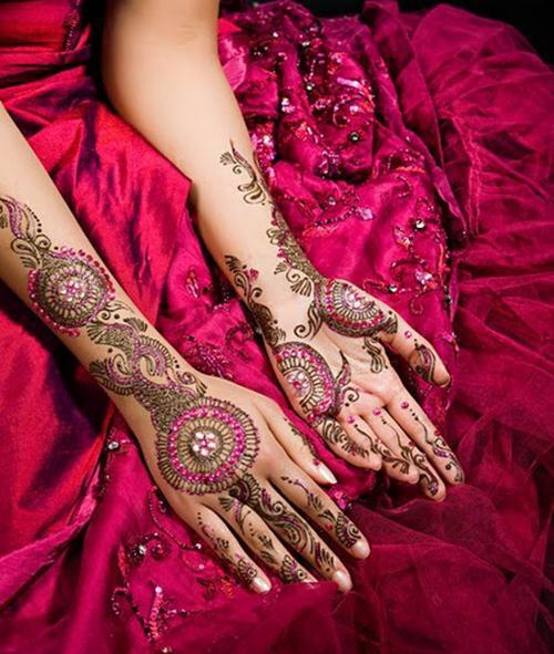 asian indian bridal henna services