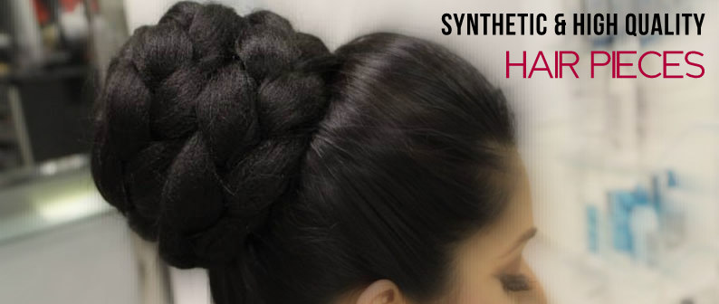 synthetic hair pieces stuffing bun braid buy online uk