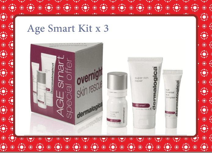 dermalogica age smart kit beauty giveaway