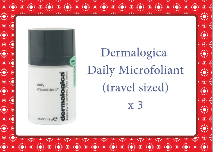 dermalogica daily microfoliant beauty giveaway