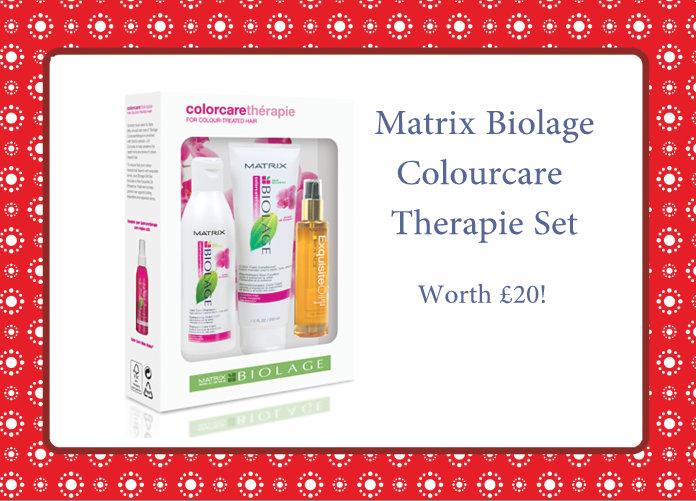 matrix biolage beauty giveaway