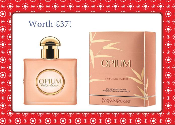 ysl opium beauty giveaway