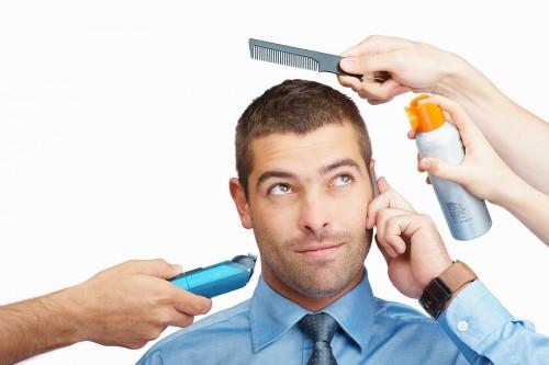 male grooming london