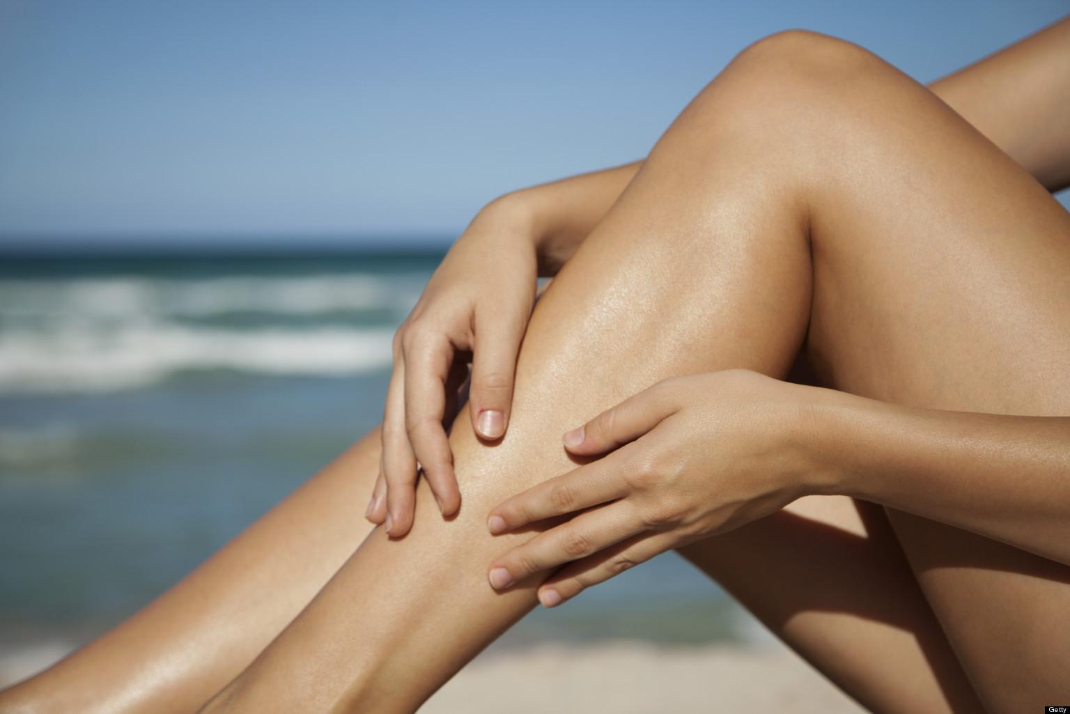 prepare legs for summer