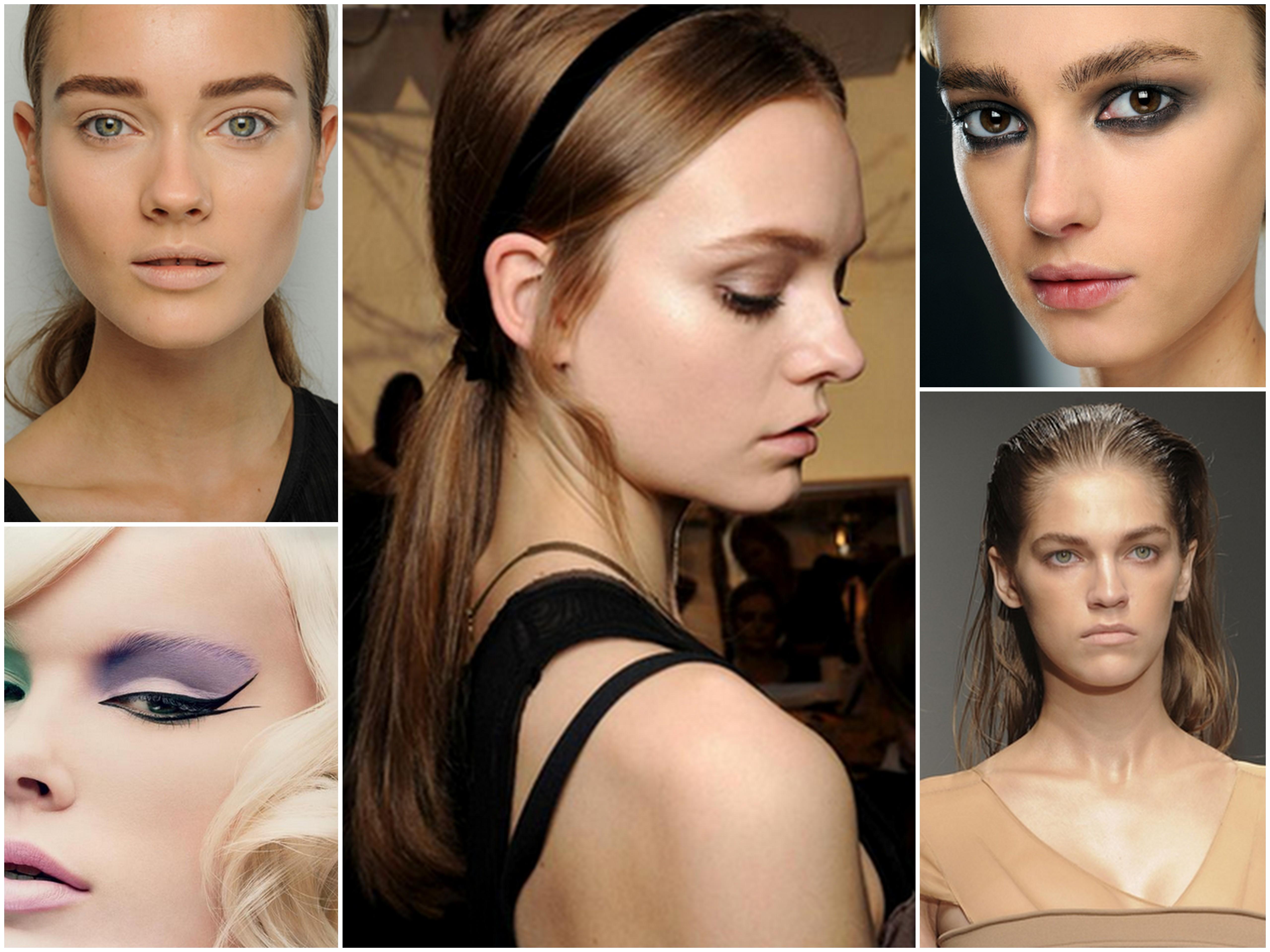 spring summer makeup trends 2014