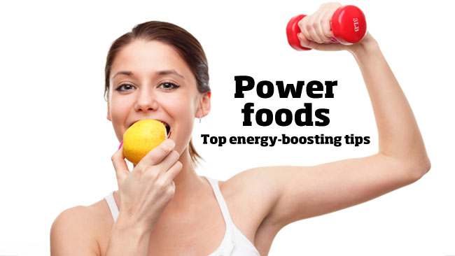 antioxidants and multivitamins for more energy