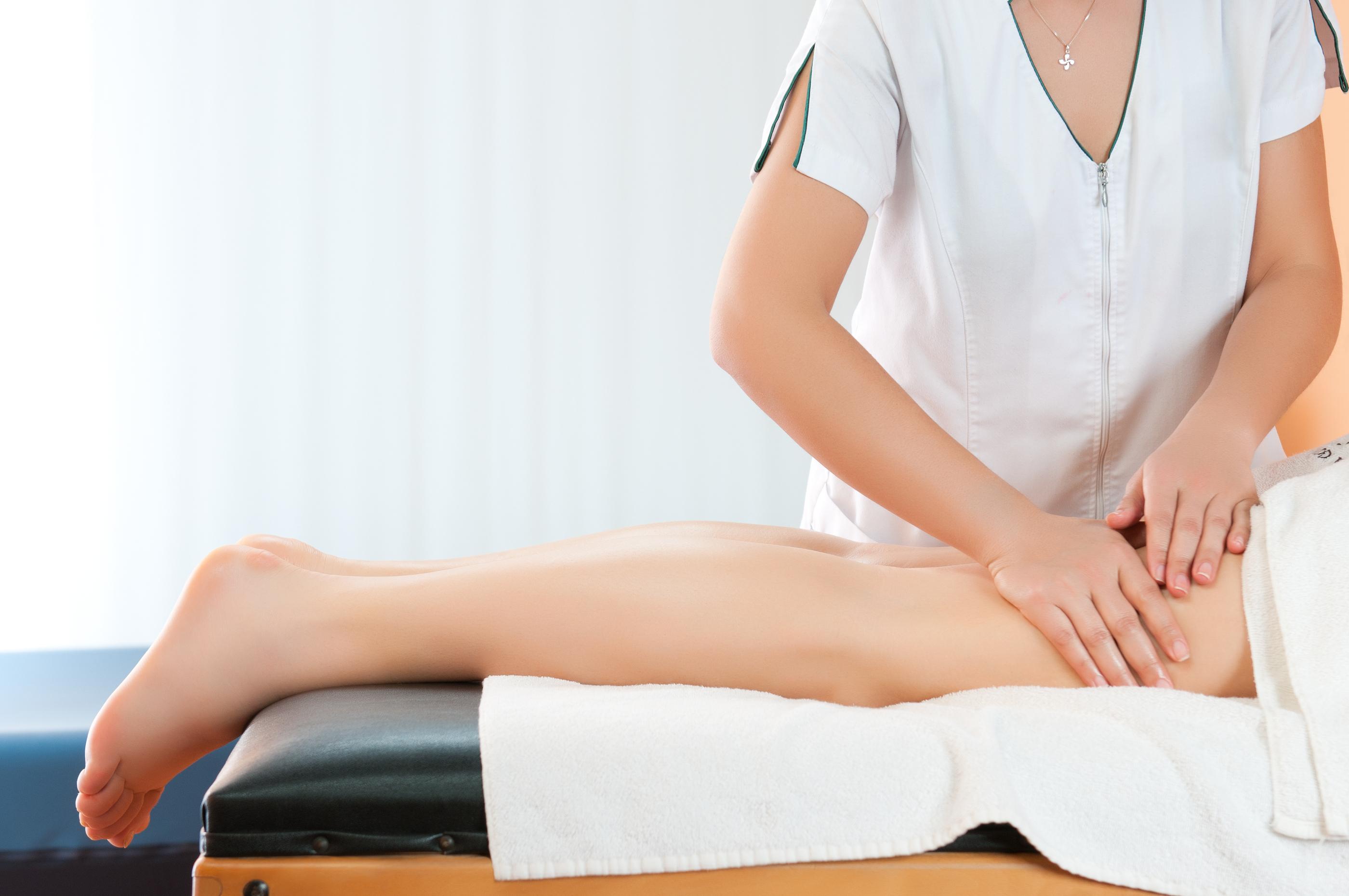 body massage anti cellulite