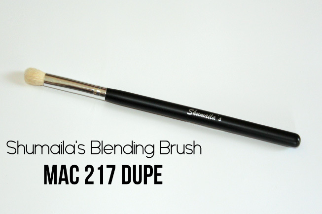mac 217 brush dupe