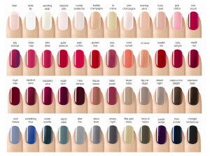 You can avail Shellac manicure in an array of colors. There are almost