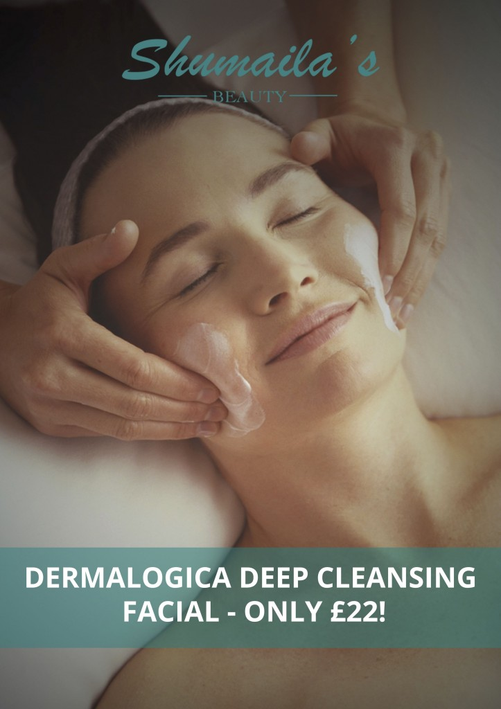 DEEP CLEANSING FACIAL OFFER
