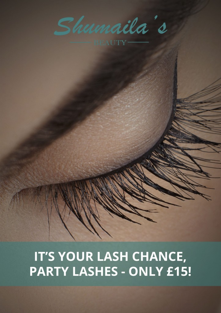 party lashes offer