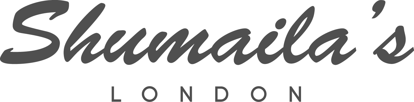 shumalias london logo